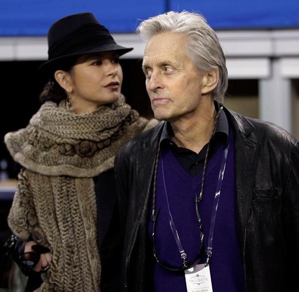 Novela. El actor dijo estar bien y agradeció el apoyo de sus fans. Catherine está en Nueva York. Archivo
