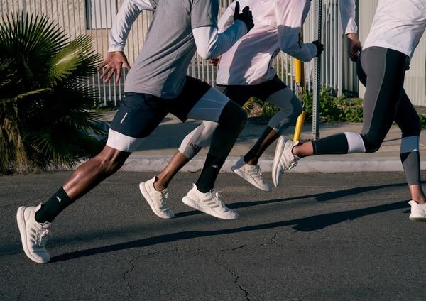 Las zapatillas están diseñadas para correr, pero aún deben ser probadas a mayor escala por deportistas de alto rendimiento. Fotografía: Adidas.