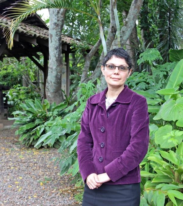 La nueva directora del Museo Nacional es Rocío Fernández.