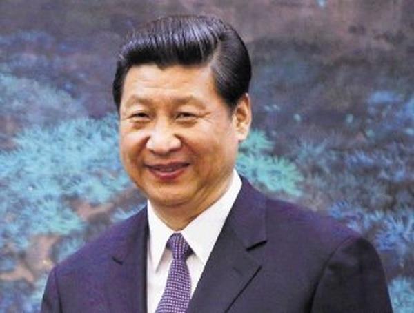 Xi nació en 1953. Es hijo de un fundador del Partido Comunista. | AP