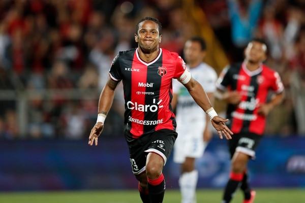 Jonathan McDonald ha marcado 12 goles en el Clausura 2018. Foto: José Cordero
