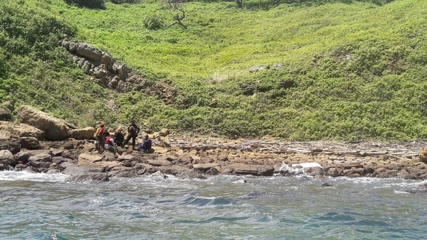 El cuerpo del pequeño apareció en isla Bolaños, ubicada en bahía Salinas, en el extremo norte de la costa de Guanacaste.