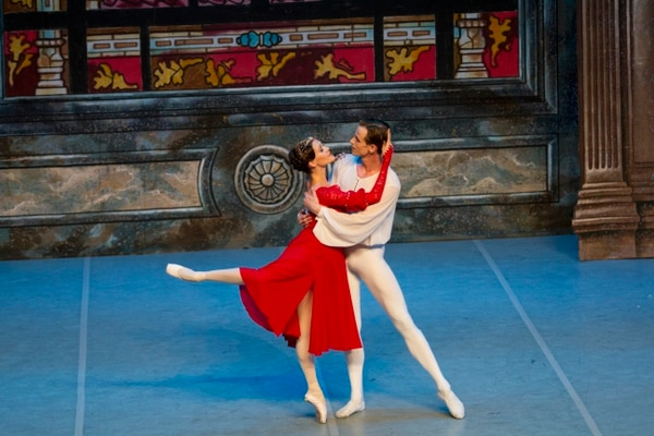 La compañía Russian Classical Ballet fue fundada en el 2004. Su montaje de 'Romeo y Julieta' es uno de los más populares. Cortesía de Interamericana Producciones