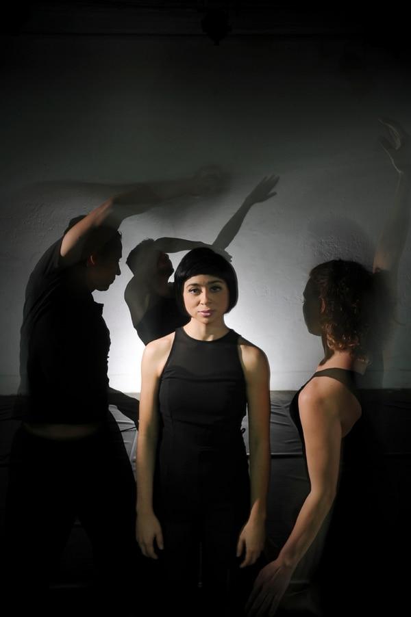 Isabel Guzmán Payés es actriz, bailarina y cantante Jorge Navarro