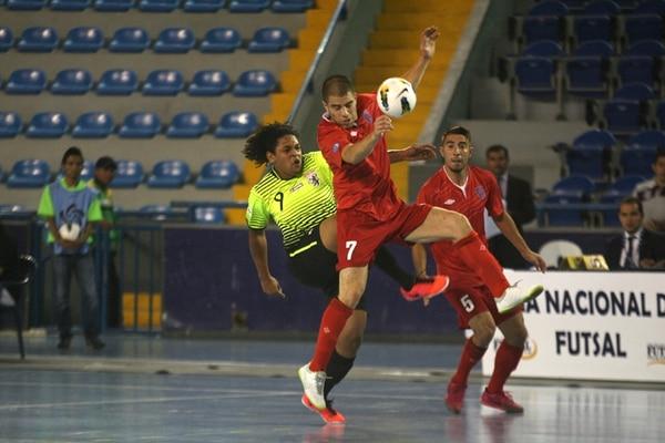Johan Castro destacó anoche ante el Toronto FC. | NORVIN MENDOZA PARA LN