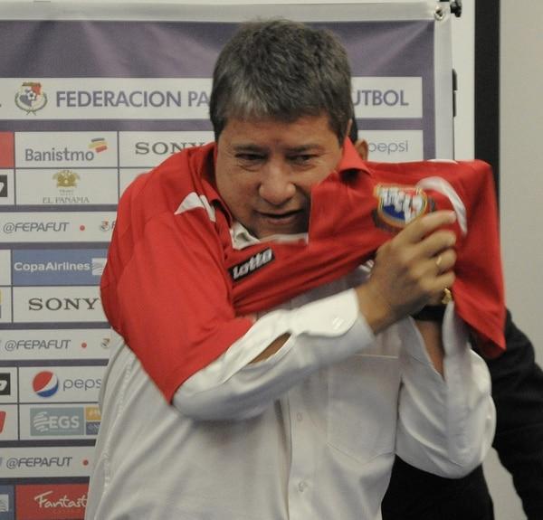 Bolillo firmó por cuatro años, hasta el Mundial de Rusia 2018. | EFE