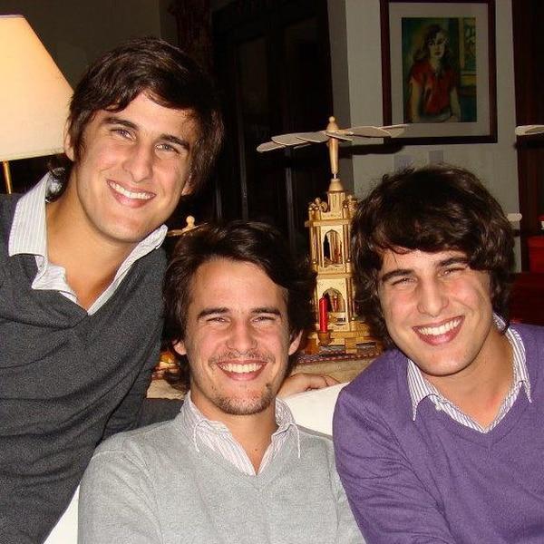 Los hermanos Cartín miembros y fundadores del estudio de desarrollo de videojuegos costarricense Tree Interactive.