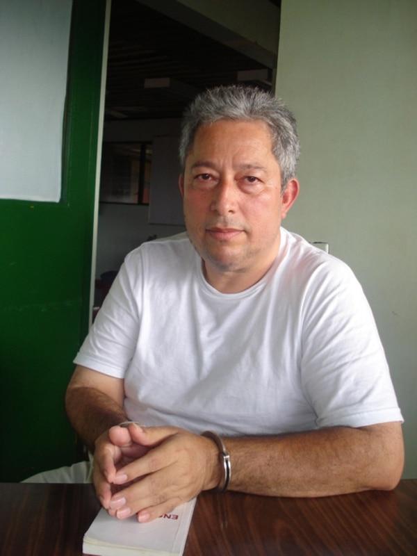 Omar Chaves, preso por crimen de Parmenio Medina. | ARCHIVO.