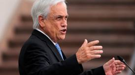 Diputados de Chile anuncian acusación constitucional contra Sebastián Piñera por los Papeles de Pandora