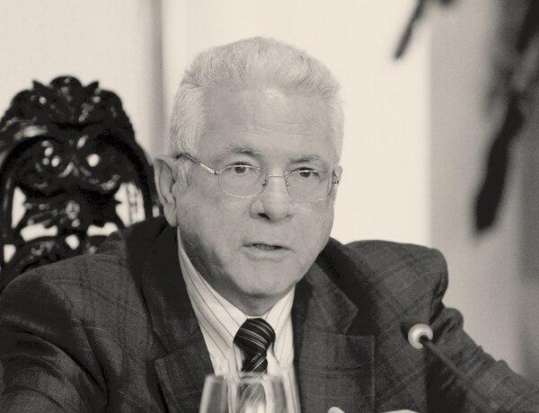 Olivier Castro, presidente del Banco Central.