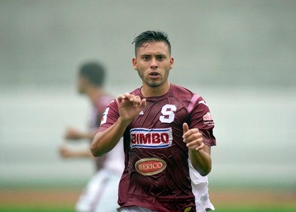 David Ramírez acumula siete tantos en el actual certamen. | ARCHIVO