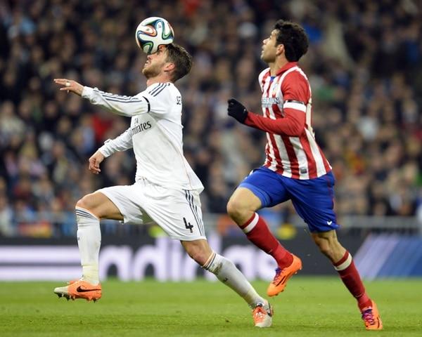 Sergio Ramos aseguró que la serie ante el Atlético de Madrid aún no está definida.