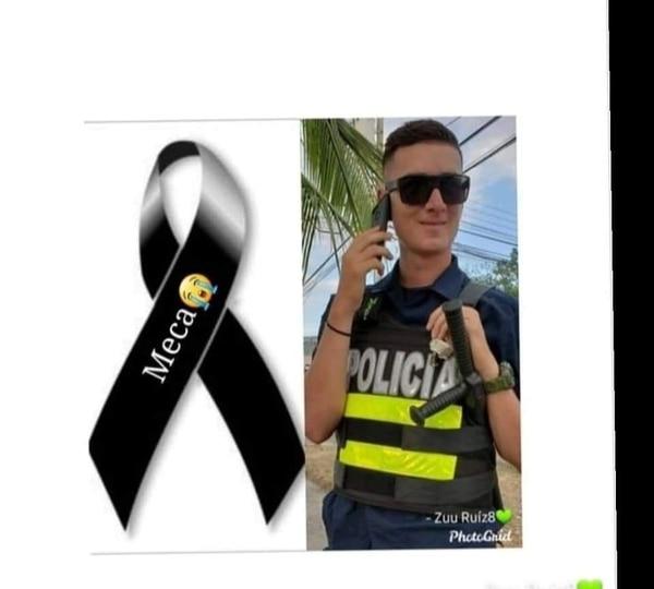 Gueibert Antonio Rojas Mora de 22 años, era vecino de la comunidad de Manzanillo, cerca de donde sucedió el accidente . Foto proporcionada por Andrés Garita.