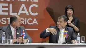 Polémica con Daniel Ortega provoca cierre anticipado de la Celac
