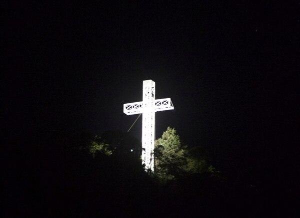 La Cruz de Alajuelita.