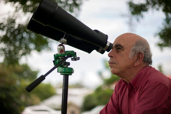 José Alberto Villalobos realizó estudios de física en la Universidad de Costa Rica y en la Universidad de Texas. | JOSÉ DÍAZ.