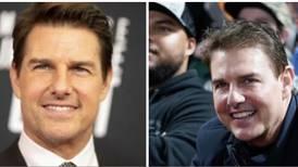 Tom Cruise desata rumores de cirugía estética tras lucir irreconocible