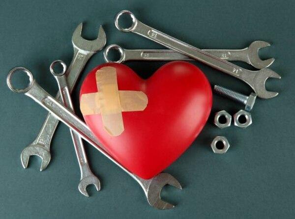 El corazón de quien es dejado requiere de mayor esfuerzo para sanarlo y superar la ruptura amorosa.