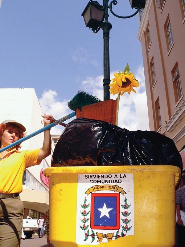 El operativo de limpieza iniciará a las 9 a. m. de este sábado y terminará a las 11 a. m. del domingo.   ARCHIVO