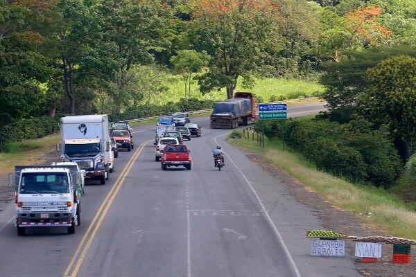 Ampliar los 60 kilómetros de la vía entre San José y San Ramón costaría cerca de $600 millones, según estimaciones preliminares del BCR
