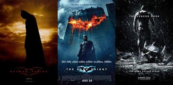 Famosa trilogía del Caballero Negro, es uno de los títulos que se encuentran disponibles en la plataforma de 'streaming' de DC. Fotos: Warner Bros/Pictures/Romaly