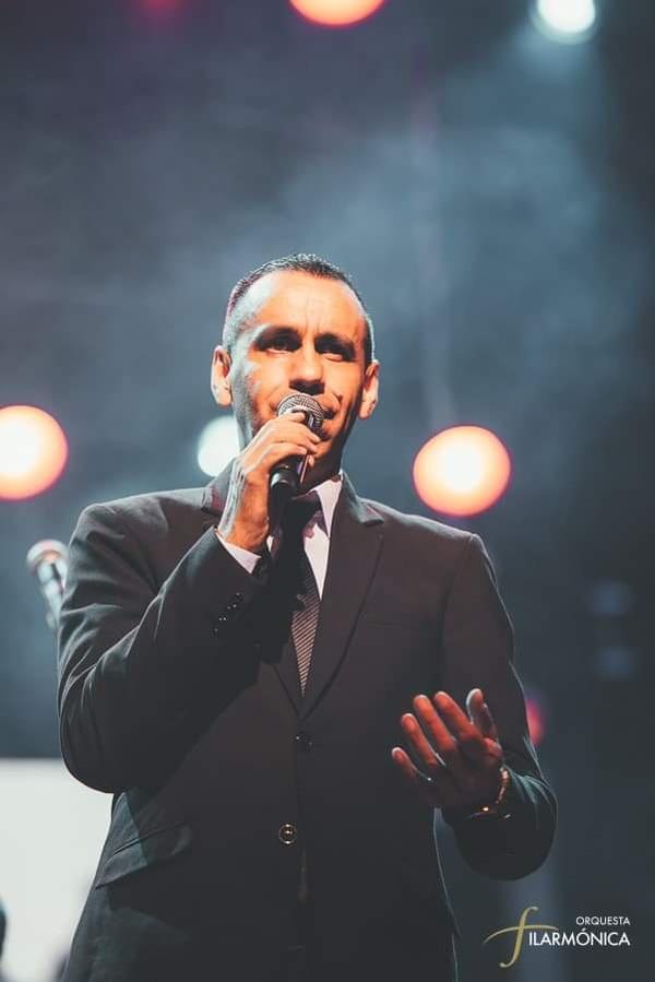 Luego del programa de canto, Cristian Madriz ha seguido impulsando su carrera. Foto: Cristian Madriz para LN
