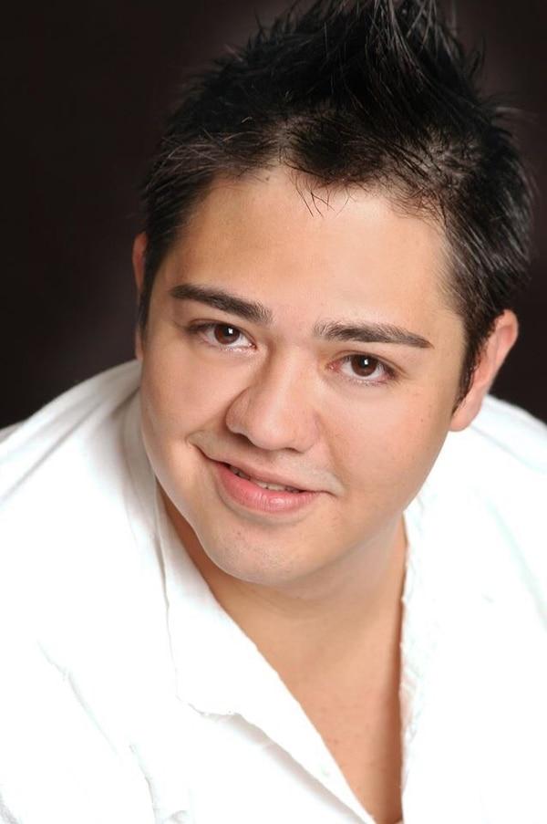 Lalo Garza interpreta la voz de Krilin, el gran amigo de Gokú en Dragon Ball. Este sábado y domingo se presentará en Costa Rica. Imperio Anime.
