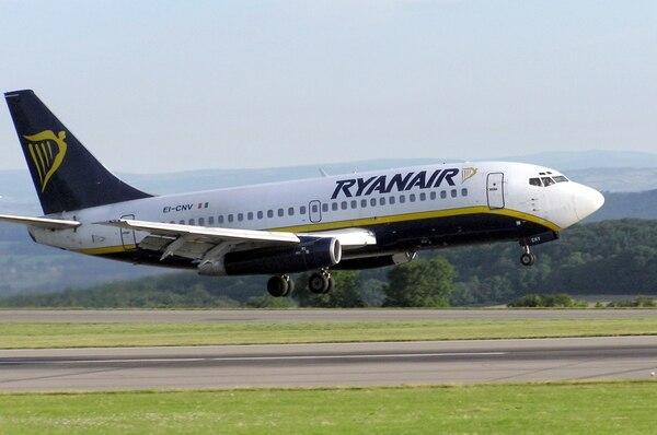 La irlandesa Ryanair, una de las pioneras en el rubro de bajo costo, admitió pérdidas de 19,7 millones de euros en la última presentación de resultados trimestrales.