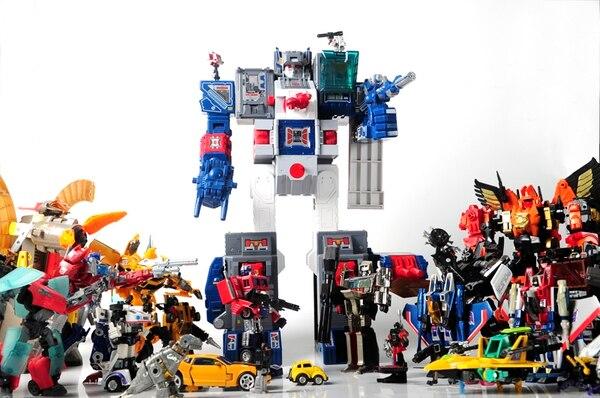 Exitosa marca. La franquicia de los Transformers es una de las más lucrativas del mundo del entretenimiento. Gabriela Téllez.