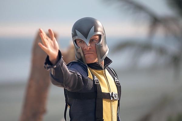 En la imagen se ve a Magneto e 'X-Men First Generation'.   ARCHIVO.