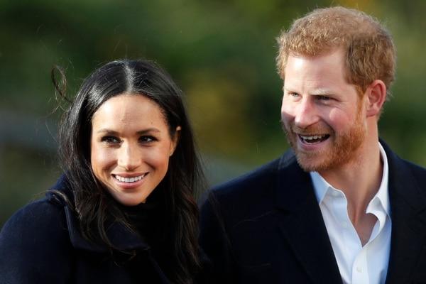El duque de Sussex asegura que su esposa está siendo perseguida. Foto: AP.
