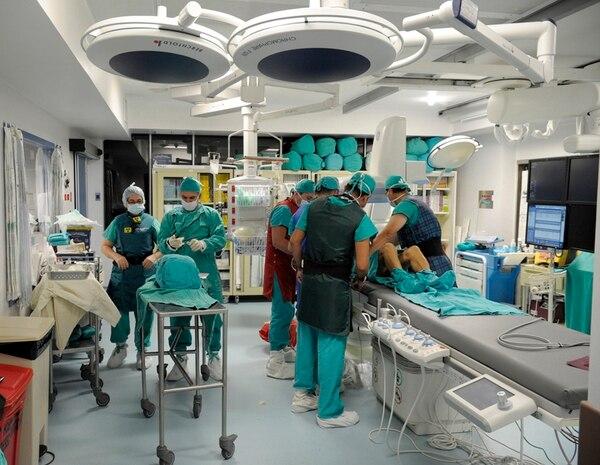 El Hospital México ha enfrentado problemas para sacar las listas de espera en procedimientos diagnósticos, como cateterismo cardíaco. | ARCHIVO/PABLO MONTIEL
