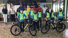 Fundación Tejedores de Sueños dona 502 bicicletas a colegiales para ir a clases