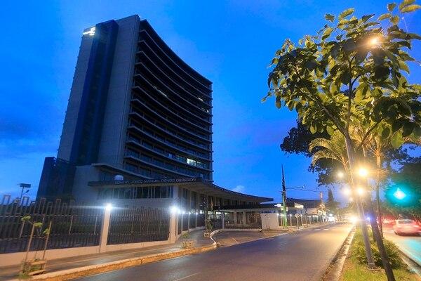 El ICE adquirió Cable Visión a pesar de que la empresa tenía problemas financieros. Aquí, la sede central del Instituto, en Sabana Norte de San José. Foto: Rafael Pacheco