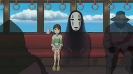 Chihiro  lleva su viaje hasta el Magaly