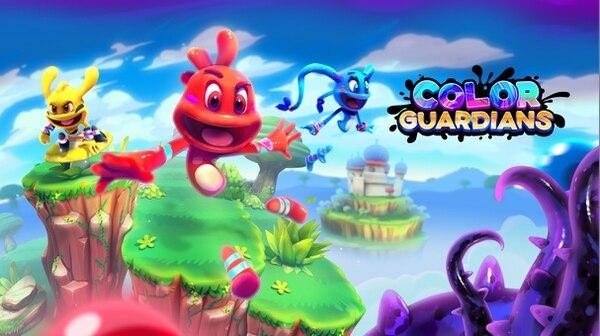 'Color guardians', un juego en el que los héroes deben devolver el color al mundo, saldrá al mercado el 14 de abril, para PlayStation 4 y PlayStation Vita.