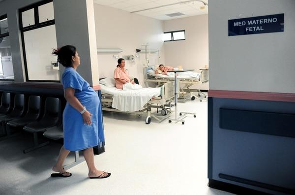 El Hospital de las Mujeres es la maternidad de la CCSS que más partos atiende: 6.507 en el 2014. Este centro de salud ve pacientes del sur de San José, de sitios como Aserrí, Desamparados y Alajuelita. | ARCHIVO/JOHN DURÁN