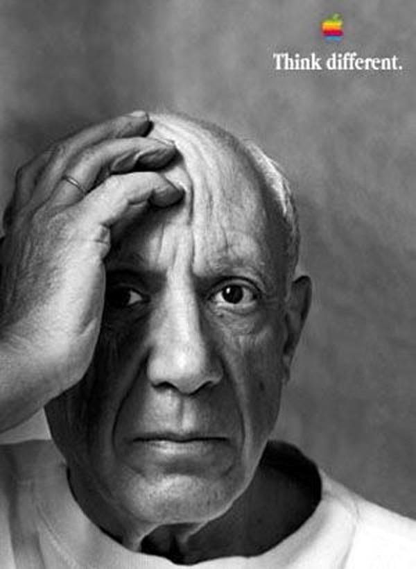 El pintor Pablo Picasso. Archivo.