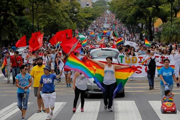 Marcha de la Diversidad: Una ruta por la igualdad