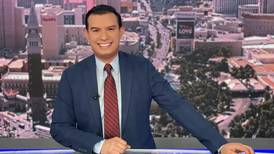 Paulo Alvarado, el periodista tico que triunfa en Estados Unidos y está nominado a tres premios Emmy