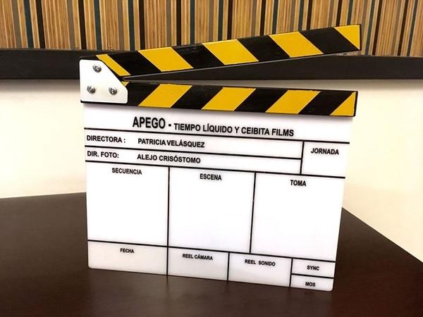 La producción audiovisal tica enfrenta constantes obstáculos. Aún así, películas como 'Apego' ven la luz.