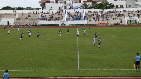 Cartaginés disputó su primer partido amistoso en México este jueves.
