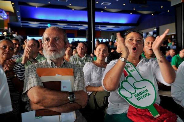 La Asamblea Plenaria del PLN completó la semana pasada sus puestos en una actividad realizada en el Hotel Radisson.