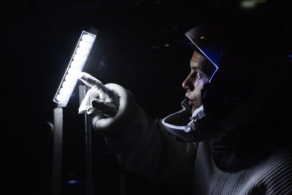 Javier Montenegro ofrece una poderosa actuación como protagonista de 'La balada de los moluscos'. Foto: cortesía Ana Mariela Rodríguez