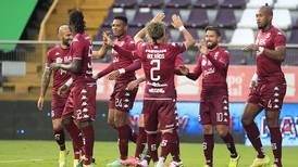 Saprissa vuelve a la victoria con triunfo de 3-0 sobre Pérez Zeledón