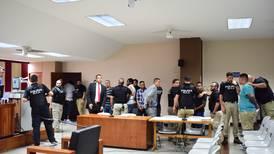Tribunal absolvió por duda a cinco miembros de banda de Gato Cole acusados de narco