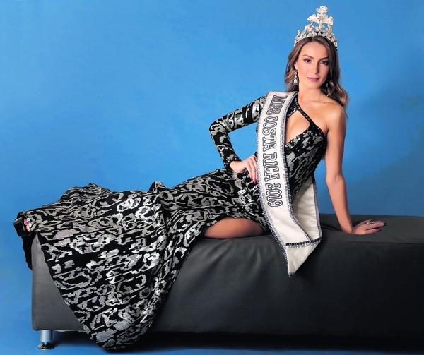 Antes del Miss Costa Rica, Paola Chacón participó en los certámenes Reina de Costa Rica Internacional, Miss Hispanomérica Internacional, Top Model of the World, Miss Supranational y Miss International. Foto: Mayela López.
