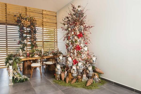 Tendencias de decoración navideña en Siman