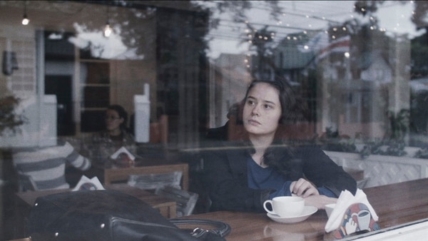 Lilliana Biamontes es la actriz principal de 'El sonido de las cosas', la cinta que este año representa al país en los Óscar y Goya.
