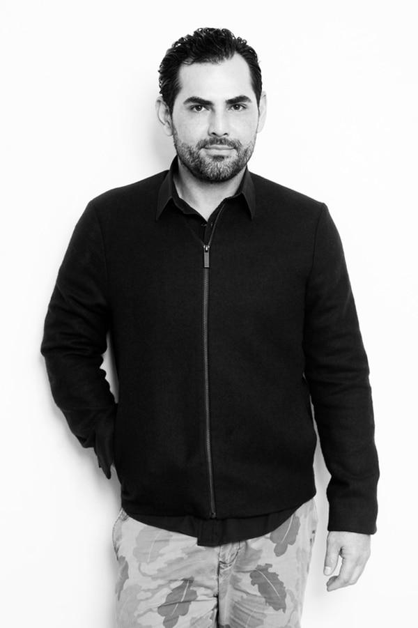 Óscar Hernández: Novato listo para romper con los esquemas